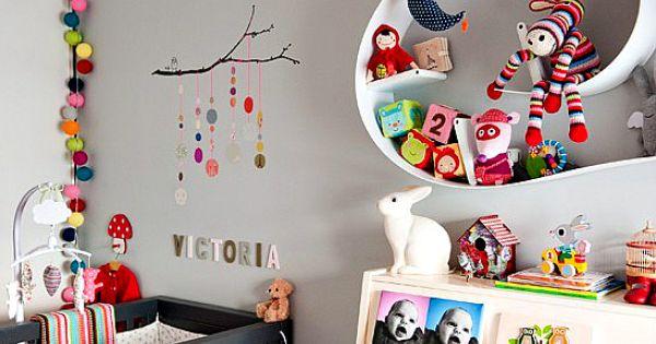 C mo decorar la habitaci n del beb sin gastar tanto dinero mobiliario habitacion bebes y - Kinderkamer coloree ...