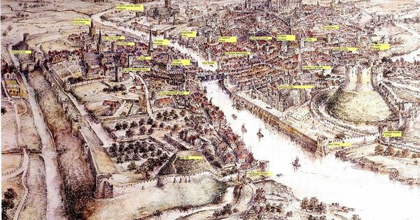 York 1500 S Yorkshire England North Yorkshire Medieval History