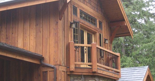 Log Cabins Exterior Pictures