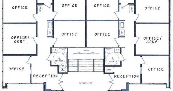 Commercial Office Building Plans