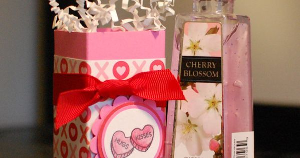How To Make Hand Sanitizer Lotion Boxes Valentines For Kids