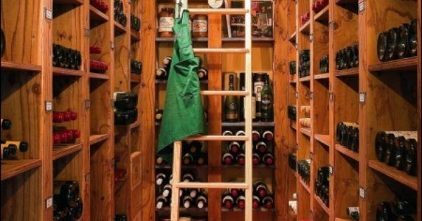 am nager une cave vin chez soi wine cellars wine. Black Bedroom Furniture Sets. Home Design Ideas