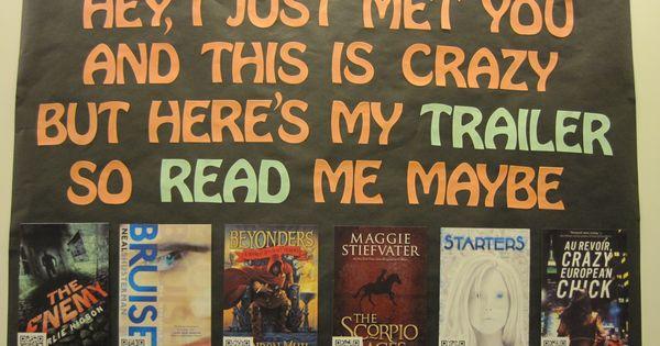 Library Bulletin Boards and Classroom Ideas | MyClassroomIdeas.