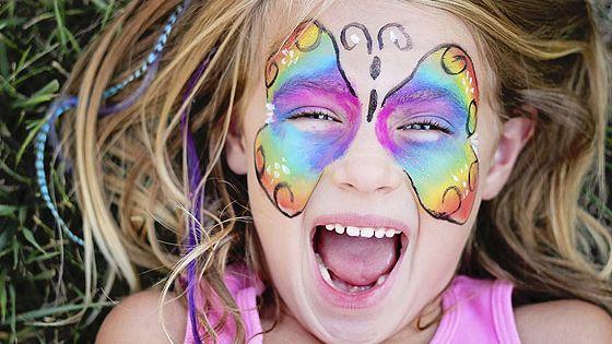 kinderschminken vorlagen f r karneval fasching kinder schminken kinderschminken und karneval. Black Bedroom Furniture Sets. Home Design Ideas