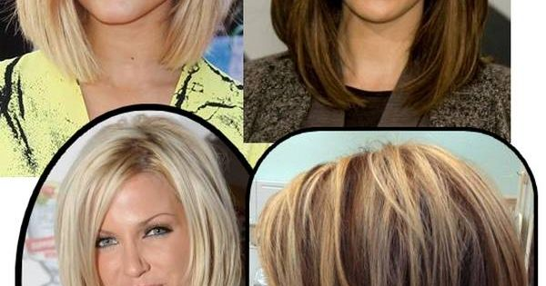How to get Modern Bob Hairstyles! Bangs Or No Bangs