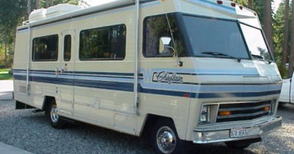 Softball Vintage Motorhome Vintage Camper Classic Cars Trucks