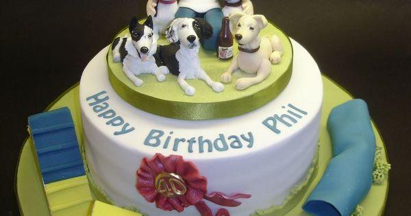 Dog agility cake. Cakes Pinterest Dog agility, Dog ...