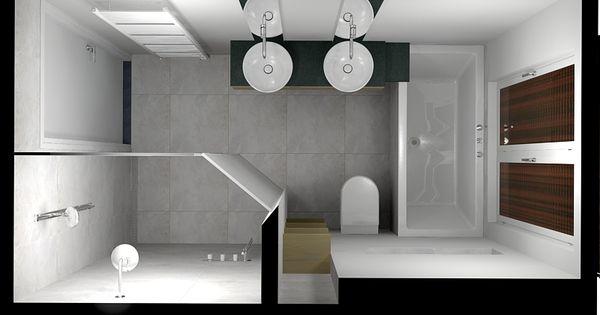 Badkamer lisse de eerste kamer badkamer pinterest - Kleine badkamer in lengte ...