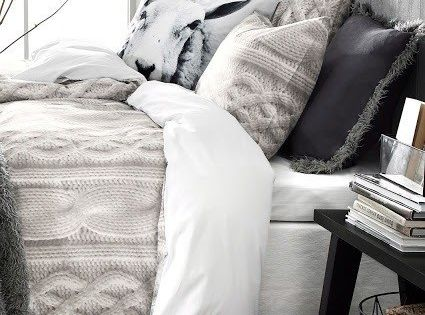 When in doubt, add pillows. | 17 Ways To Make Your Bed The Coziest Place On Earth