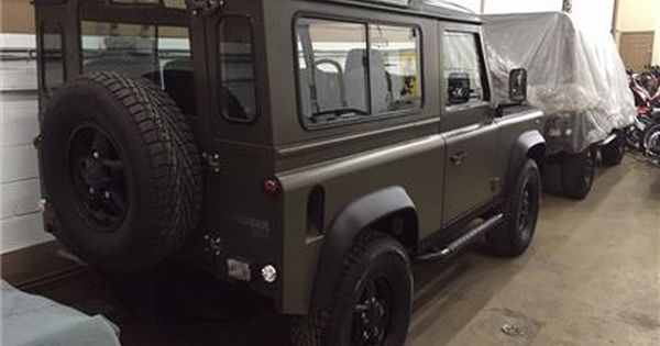 Sport Utility 1997 Land Rover Defender 90 Country 5 Speed Manual 6 Seater In Montreal Ouest Qc 29 999 Land Rover Defender Land Rover Defender 90