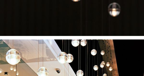 Bocci series 14 pendant lights