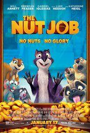 The Nut Job Poster Com Imagens Will Arnett Filmes Filmes De