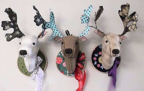 Free Deer Head Patterns Simply Softies Is A Collection