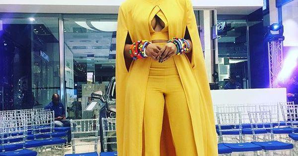 Instagram Post By Nomzamo Mbatha 🇿🇦 Nomzamo M Mustard