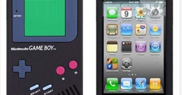 Black Gameboy Game Boy Nintendo 3D Retro Silicone : u2661 Awesome Luulla ...