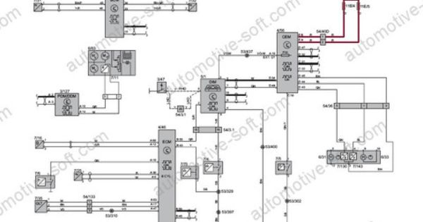 click on the picture to download volvo car electronic service wiring diagram manual  265mb