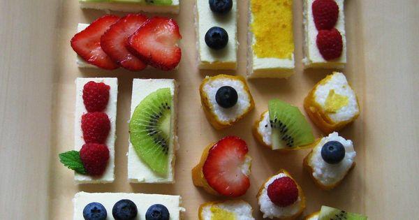 be fruitful and multiply fruit sushi
