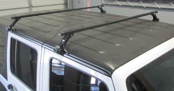 Thule Hard Top Roof Rack For 2007 2020 Wrangler Jk Jl 2020