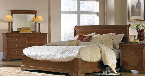 stickley bedroom furniture stickley la rochelle bed bedroom bedroom havens 13393 | be8c8d5da41f95f08874d54d93d73ac1