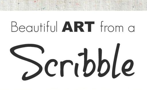 Scribble Drawing Process : Scribble drawings and watercolors on pinterest