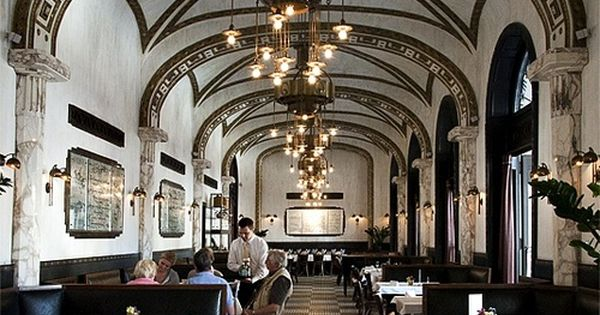 One of the most beautiful coffee shops in the world: Callas Cafe,