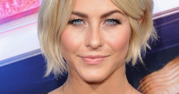 Julianne Hough S Short Bob Haircut Would Be Flattering On