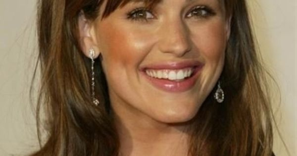 shoulder length hair with bangs 16 Great ideas of long hair with