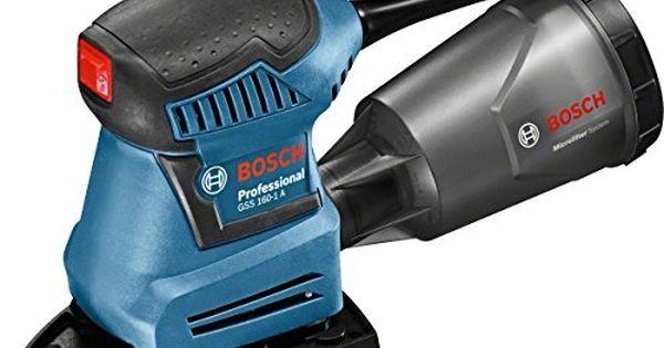 Bosch Professional 06012a2300 Gss 160 1 A Multi L Boxx Ponceuse Vibrante Ponceuse Vibrante Ponceuse Et Gabarit De Percage