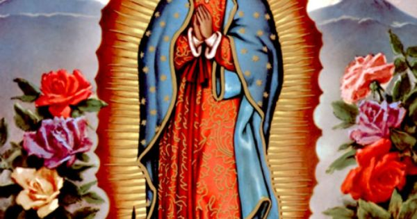 Frases Para Dia De Nossa Senhora Aparecida Frases Para Dia: Virgen De Guadalupe Mexican Arts
