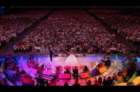 Andre Rieu His Johann Strauss Orchestra Performing Beethoven S
