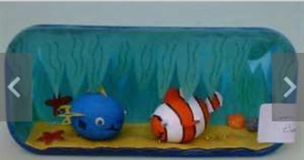 Finding Nemo Easter Eggs