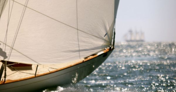 I adore Sail boats, and the ocean, and everything involved. Always have,