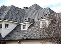 Alternative Materials Metal Roof Tiles Roof Architecture Modern Roofing