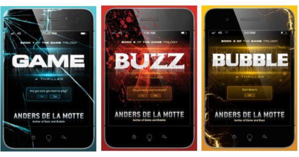 The Game Trilogy By Anders De La Motte