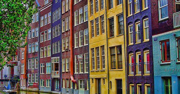 Europe trip. Amsterdam, Netherlands.