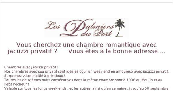 Les Palmiers Du Port Maison D Hotes De Charme A Barsac Barsac Gironde Aquitaine Avec Images Week End En Amoureux Chambre Avec Spa Privatif Maison D Hotes