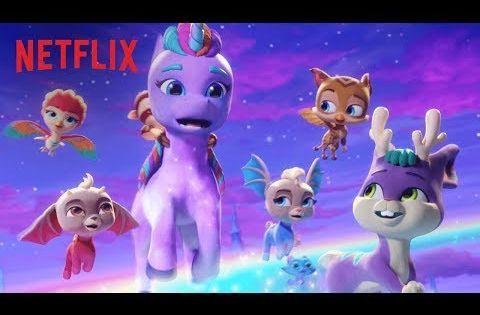 Super Monsters Monster Pets Trailer Netflix Youtube Pet Trailer Monster Magical Monster
