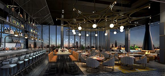 The Latest New And Newly Renovated New York City Event Spaces Vale Hotel Hotel Rooftop Bar Rooftop Bars Nyc