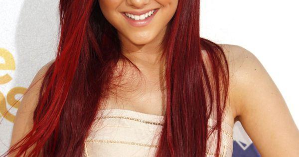 ariana grande | Prom hairstyle - Ariana Grande - Ariana Grande