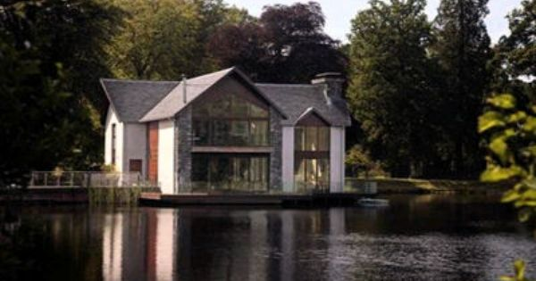 scotlad lake house - Google Search | The law of attraction ...