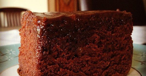 How to make Chocolate Cola Cake.