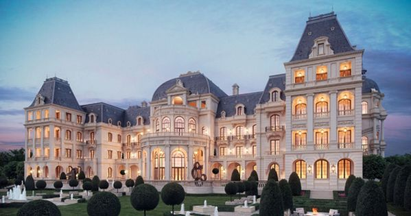 French chateau mega mansion fire posted by kenny forder for French chateau interior design ideas
