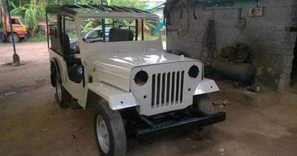 How To Modify My Mahindra Major Jeep