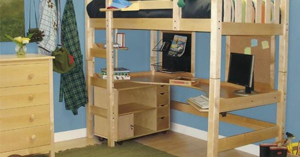 DIY Project: How To Make A Loft Bed   Iu0027m Going To Get Part 43