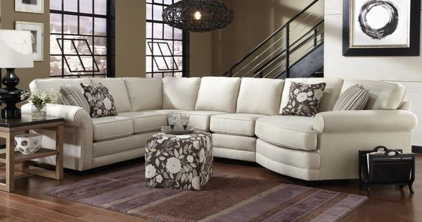 Couch Ordered But Without Cuddler On The End Brantley 5