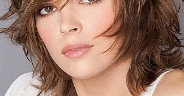 shag haircuts for fine hair with bangs - Google Search