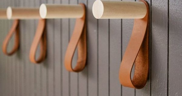 Brilliant beautiful 5 new ways to hang coat hooks for Fold down coat hooks