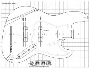 Bass Guitar Templates Guitar Templates Bass Guitar Guitar Building Guitar Lessons Songs