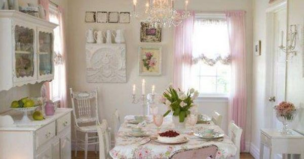 Shabby Chic Kitchen Decorating Ideas | Decor ideas ...
