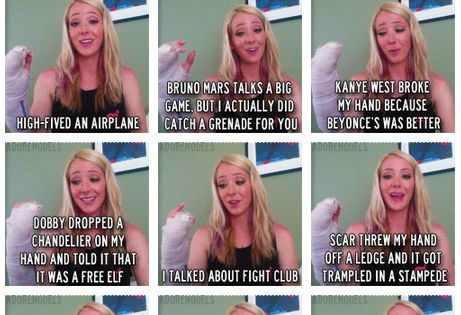 ohhh jenna marbles... you make me laugh